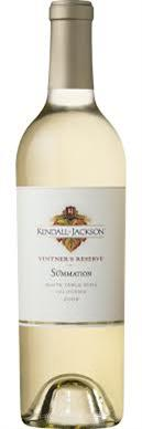 Kendall Jackson Summation Vintners Reserve White